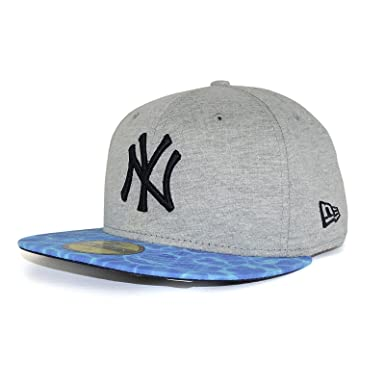 New Era Mujeres Gorras / Gorra plana Miami Vibe NY Yankees: Amazon ...