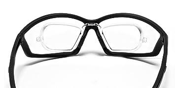 Deportes gafas Prescripción con adaptador para gafas ...