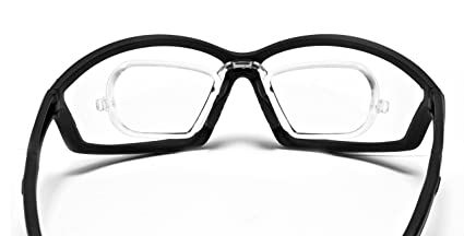 5b5abe65af PERSONALIZED FIT Source · Amazon com Bertoni Prescription Sports Windproof  Sunglasses with