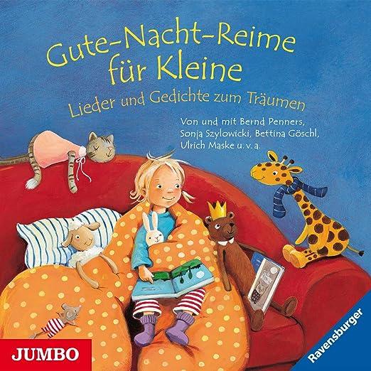 Gute-Nacht-Reime für Kleine.Lieder und Gedichte - Various