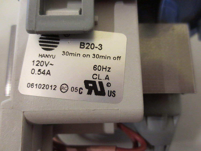 GE Drain Pump WD26X10049