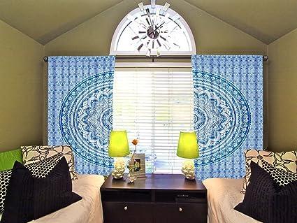 Living Room Decoration Items Home Furnishing Mandala Curtains U0026 Accessories