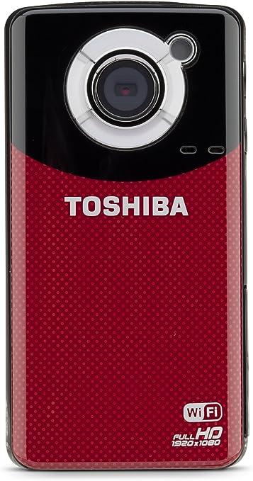 Amazon.com: Toshiba Camileo AIR10 con tarjeta SD de 4 GB ...