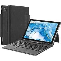 Dragon Touch Funda con Teclado Docking para Tablet Notepad 102 y Notepad T10M Tablet de 10 Pulgadas