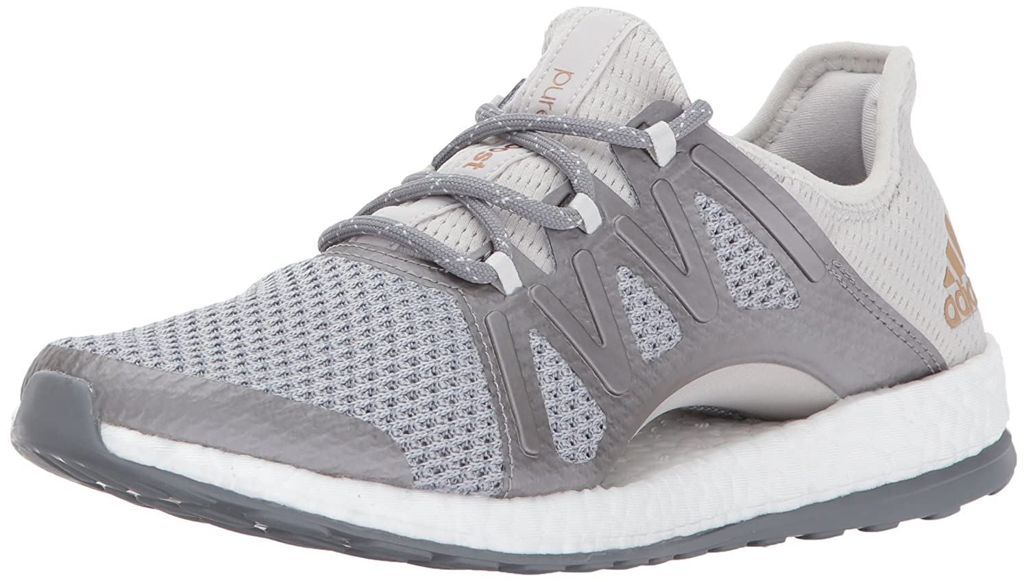 Grey One Grey Three Tactile gold Adidas Performance Women's Pureboost