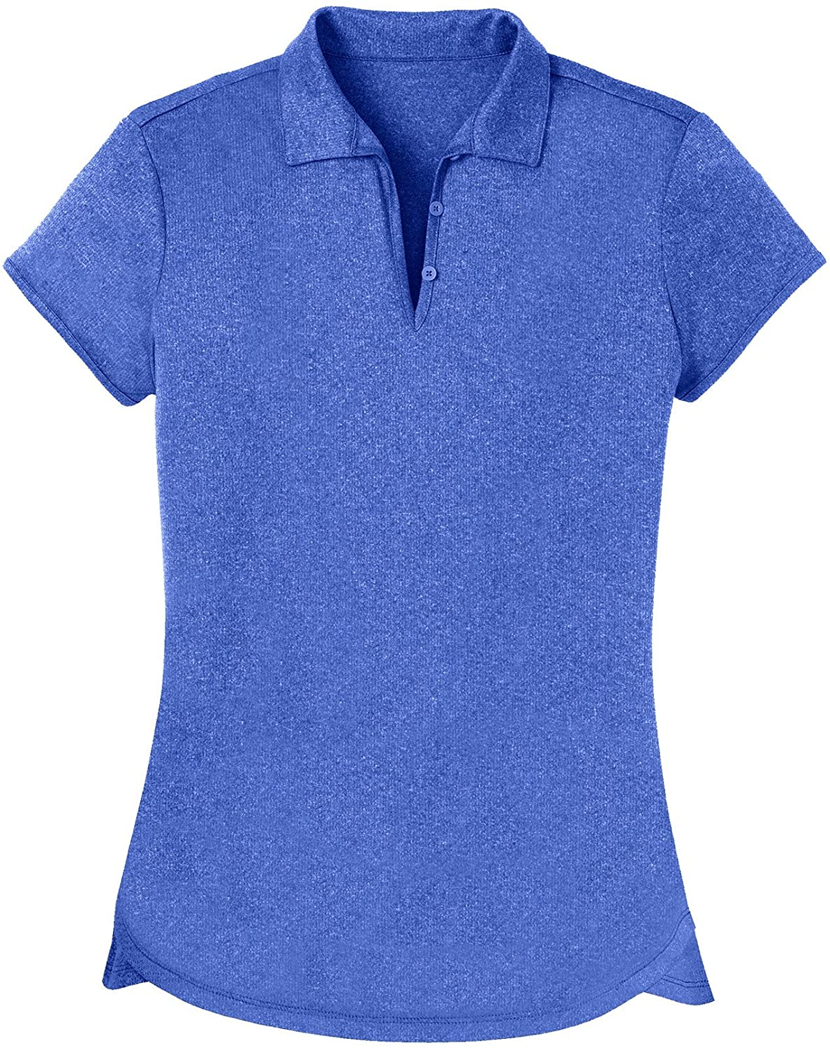 Opna Women's Ladies Moisture Wicking Athletic Golf Polo Shirts Tops & Tees: Clothing