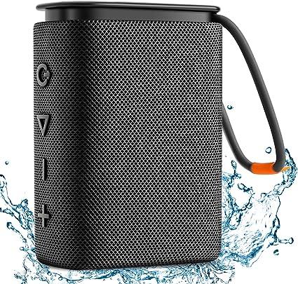 Bluetooth Lautsprecher Hadisala H2 Bluetooth 5 0 Kabellose Tragbare Musikbox Mit Rich Bass Hd Stereo Sound Ipx7 Wasserdicht 15h Playtime Usb C Ladung Tws Paarung Für Hause Freien Und Reisen Elektronik