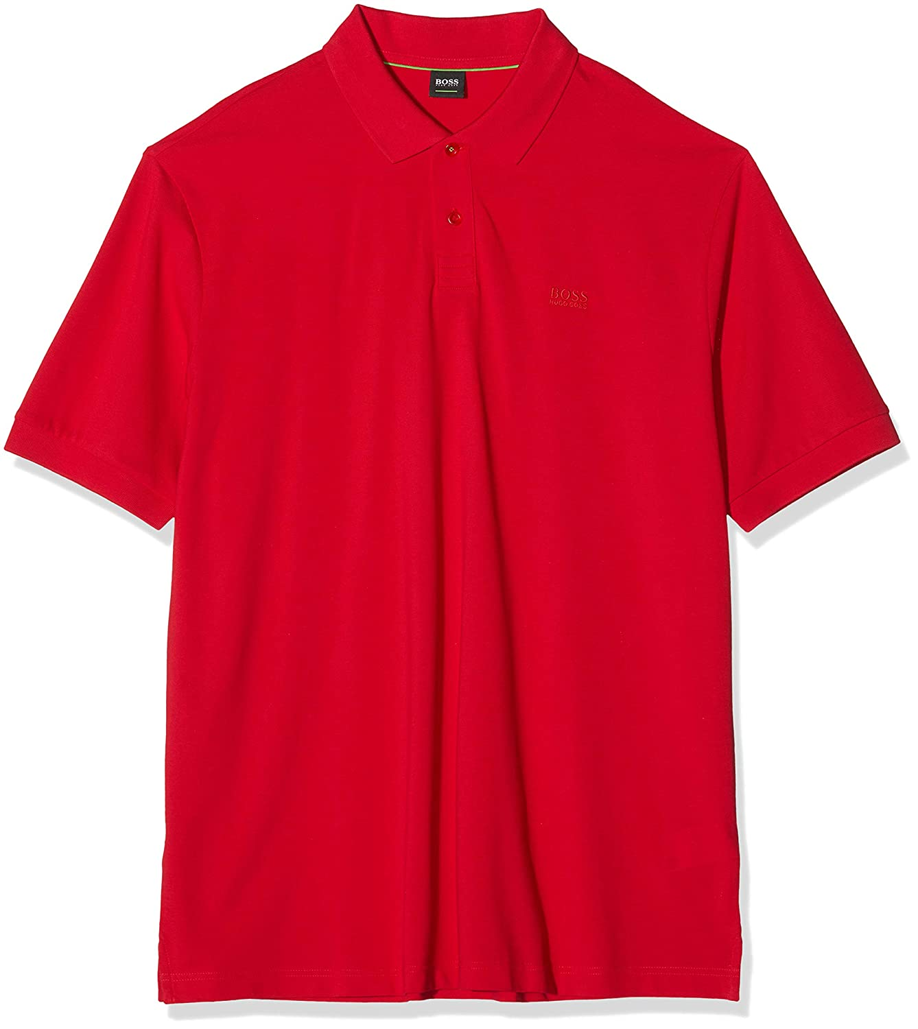 Rouge (Bright rouge 622) XXL BOSS B-piro Polo Homme
