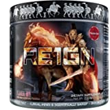 RE1GN Ultra Premium 5 Stage Pre-Workout With 5 Trademarked Ingredients, 40 Scoops (AREA 51)