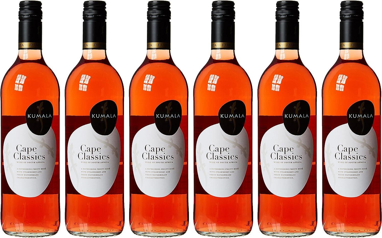 Kumala Cape Classic Rose Wine 75 Cl Case Of 6 Amazon Co Uk Grocery