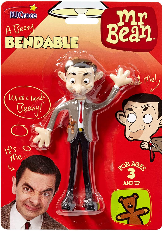 Mr Bean Nouveauté Plastique Carte de Crédit