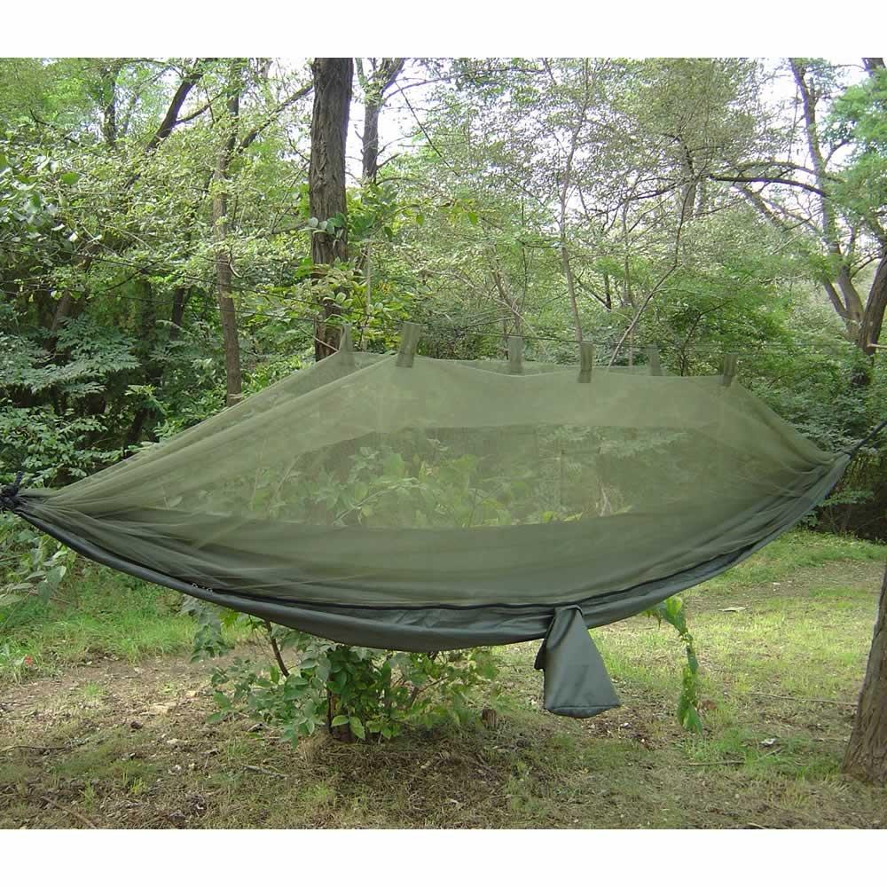 us army nylon pp person parachute bags aotu hammock free sleeping fabric and