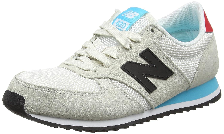 New Balance 420, scarpe da ginnastica Unisex – Adulto Bianco (bianca) | 2019 Nuovo  | Uomo/Donne Scarpa