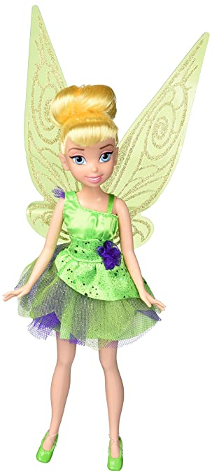 Disney Fairies Tinkerbell Doll Amazoncouk Toys Games