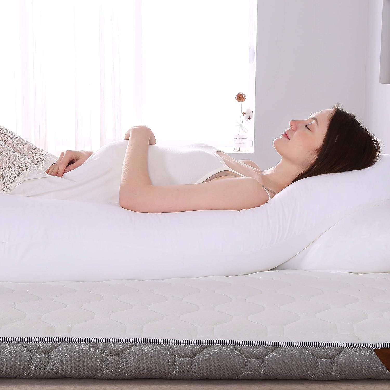 Amazon.com: Idea2go - Almohada de embarazo, cuerpo completo ...
