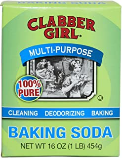 product image for Clabber Girl Baking Soda - 16 oz box (1)