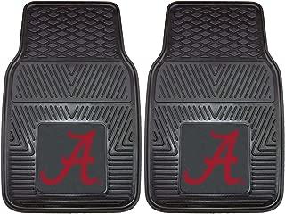 product image for FANMATS - 8761 NCAA University of Alabama Crimson Tide Vinyl Heavy Duty Car Mat ( set of two )