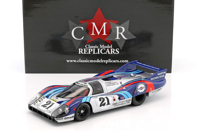 CMR Porsche 917 LH  21 24h Lemans 1971 Larrousse, Elford 1:18