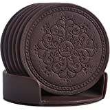 Amazon Com Winsome Wood Concord Round Coffee Table