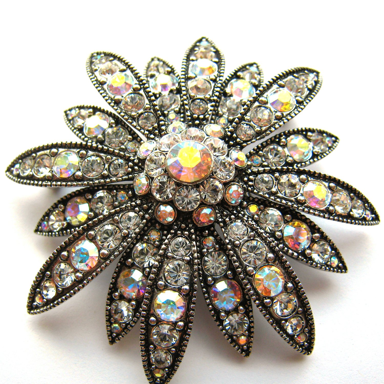 Crystal AB, 5MM WILLBOND 1440 Pack Hot Fix AB Crystals Flatback Hotfix Rhinestones Round Gems Glass Stones