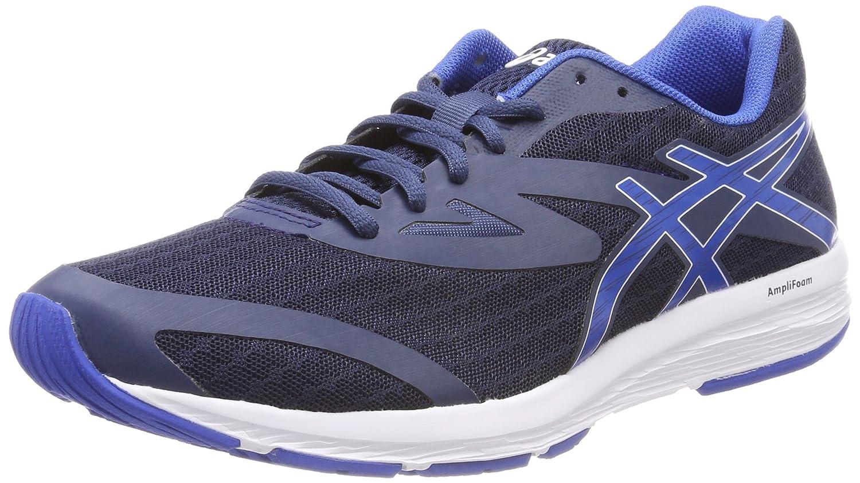Asics Amplica, Zapatillas de Running para Hombre 41.5 EU|Azul (Dark Blue/Victoria Blue/White 4945)