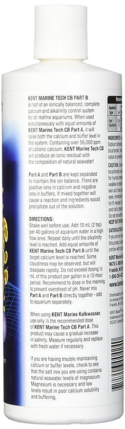 Kent Marine 00396 Tech I Iodine Supplement 16-ounce Bottle Pet Supplies