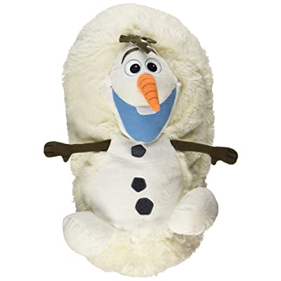 "Hide Away Pets Frozen Olaf Plush, 14"": Toys & Games"