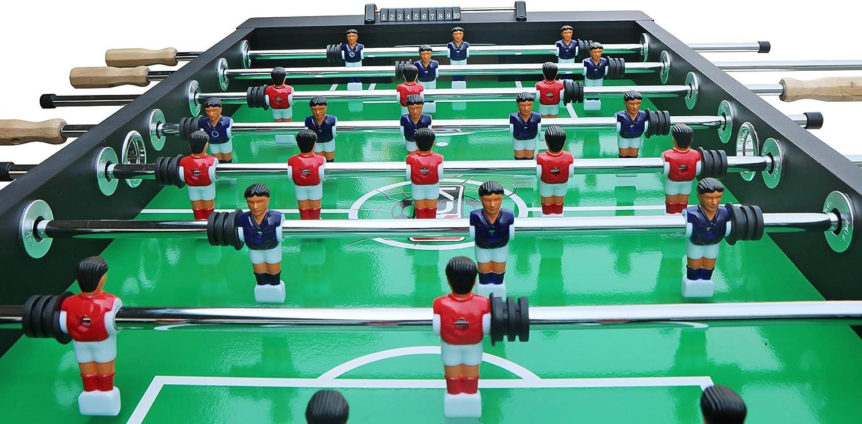 Kick 200 Mesa de Futbolín Triumph: Amazon.es: Deportes y aire libre