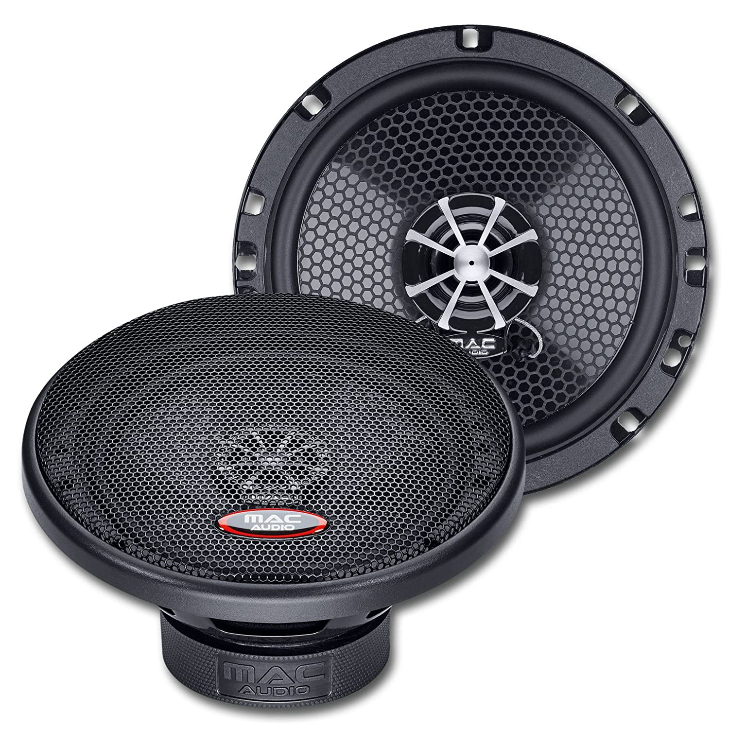 Mac Audio 1104934 Performance  X 16.2 Haut-parleur systè me coaxial 2  voies