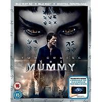 The Mummy (2017) 2D + 3D BD + Digital Download [Blu-ray]