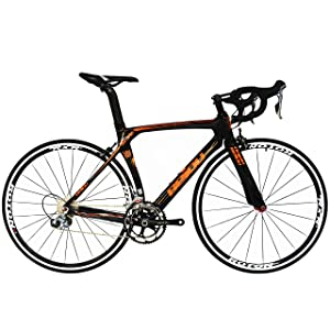 BEIOU 2016 700C Road Bike Shimano 105 5800 11S Racing Bicycle