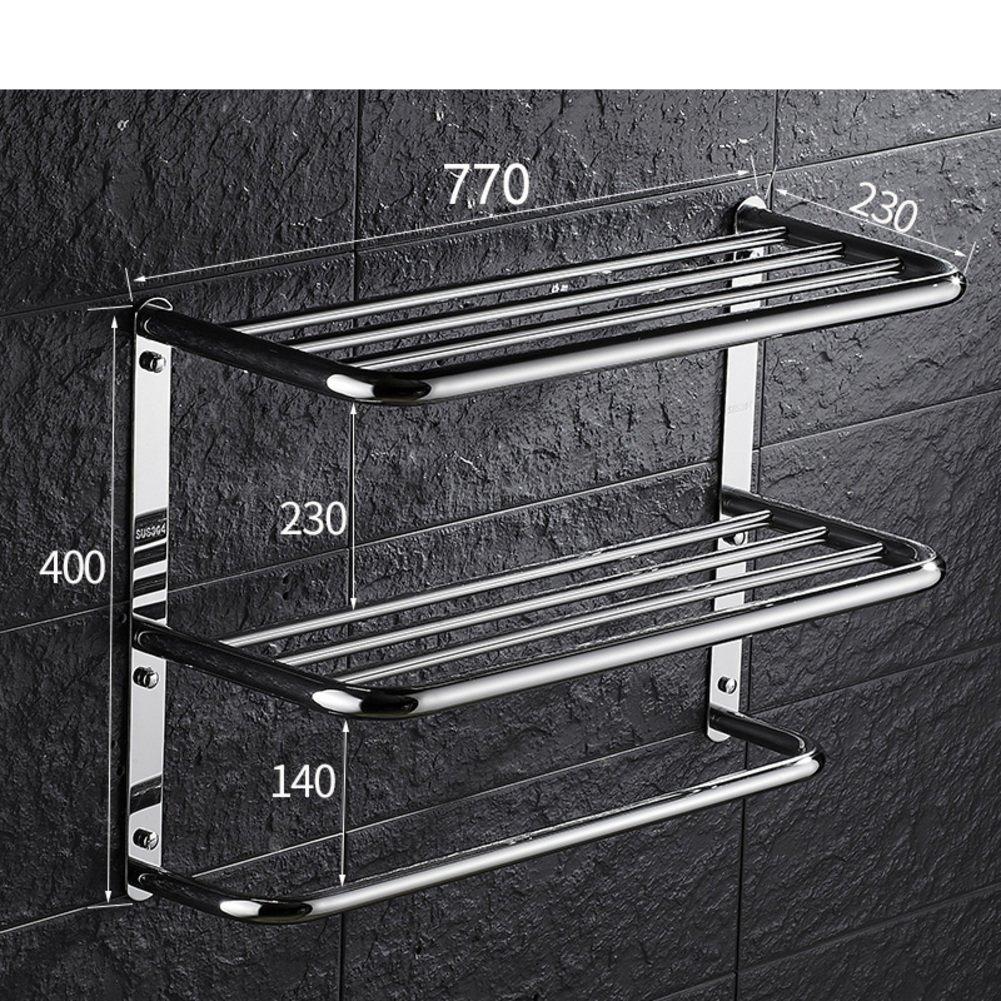 Towel bar/hotel towel rack/towel shelf /the shelf in the bathroom-E