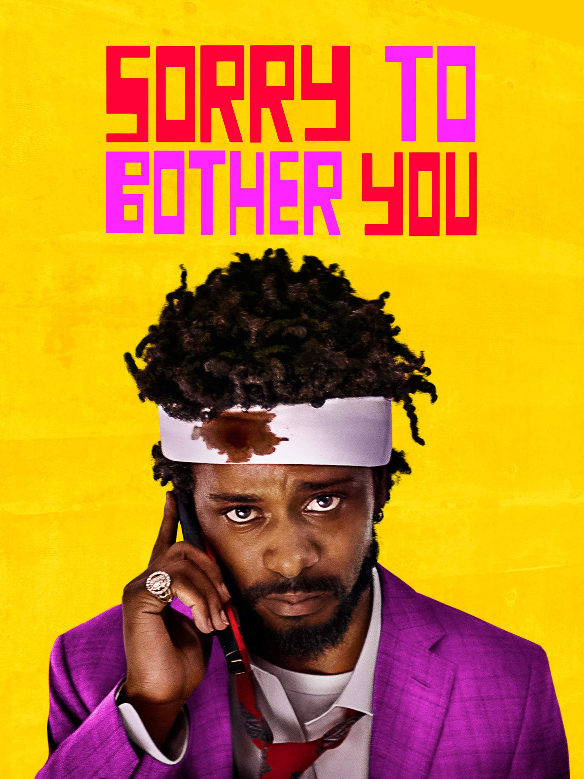 Watch Sorry to Bother You   Prime Video