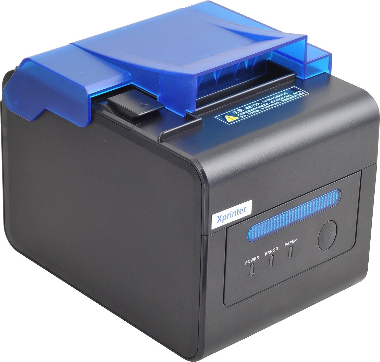 Amazon.com: Xprinter XP-C300H 80 Thermal Receipt Printer ...