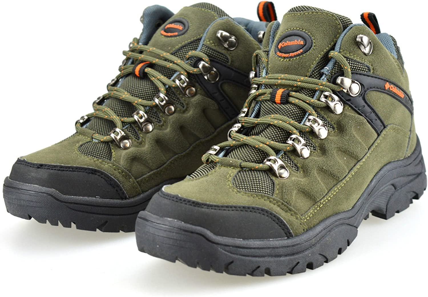 Ladies Leather Hiking Boots New Girls