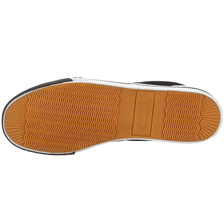 Romika Unisex-Erwachsene Soling Bootsschuhe