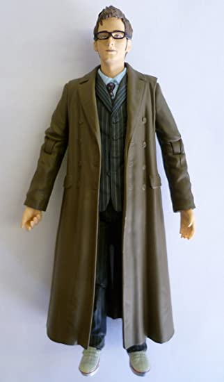 doctor who the 10th doctor david tennant with glasses loose figure