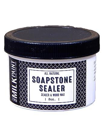 Bon Soapstone Sealer And Wood Wax 8 Oz.