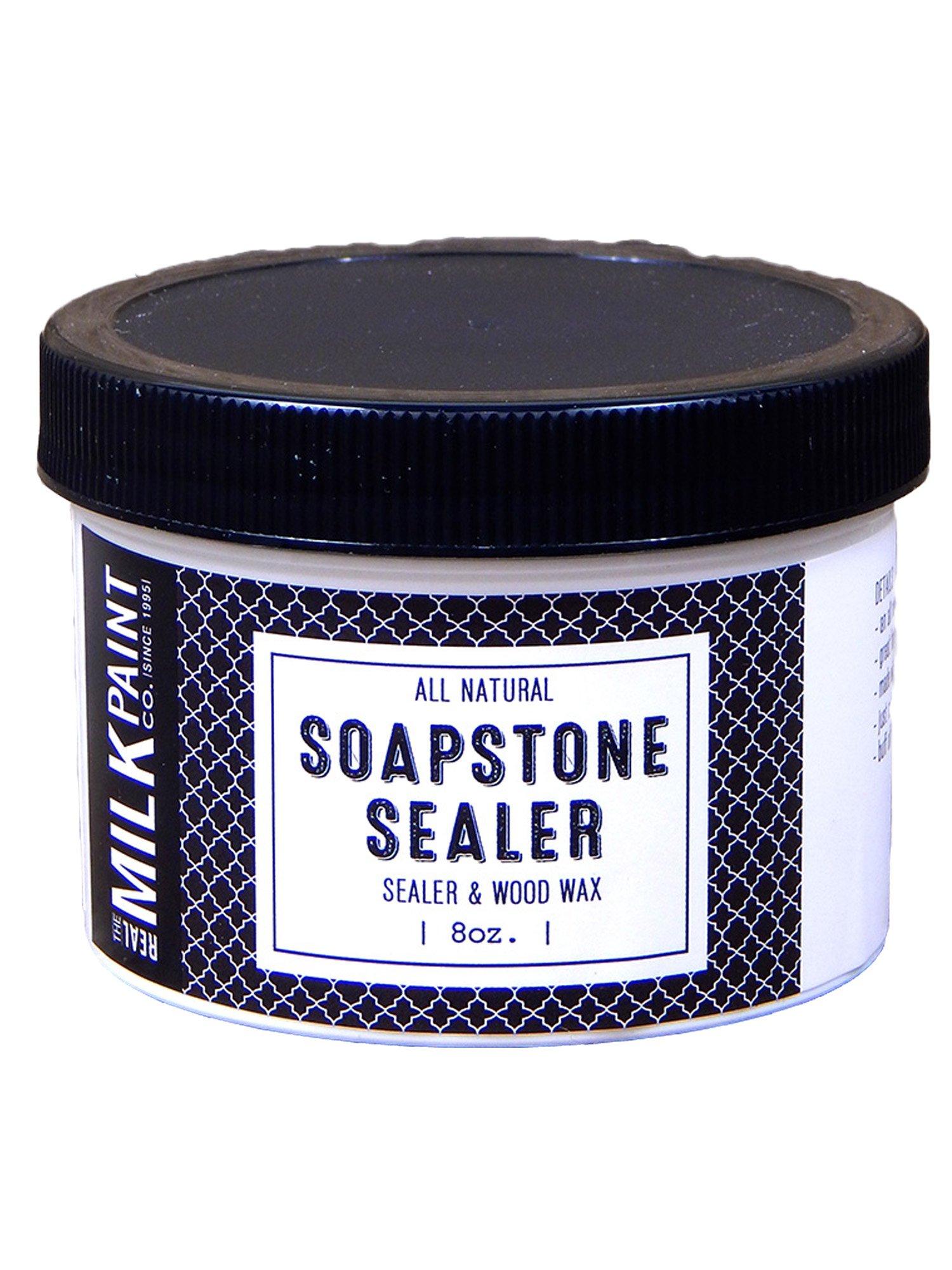 Soapstone Sealer and Wood Wax-8 oz.