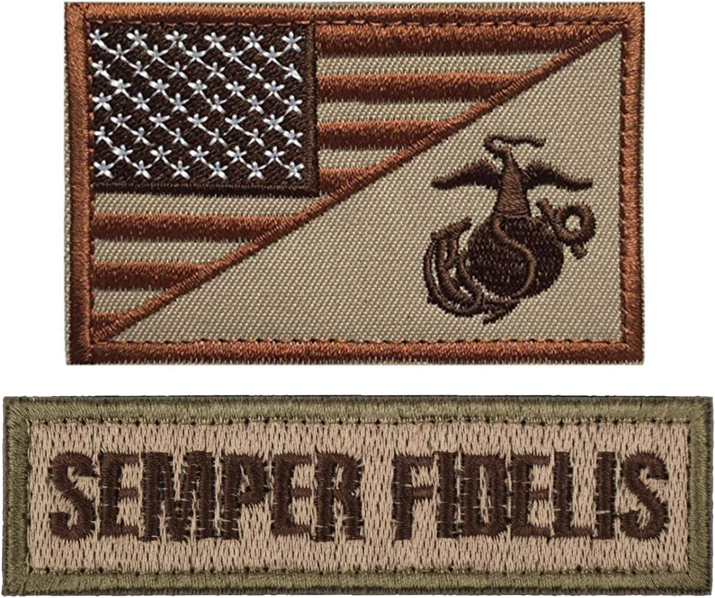 """Tactical Custom Embroidered 12/"""" x 4/""""  Name Tag Patch W// VELCRO® Brand Fastener"""