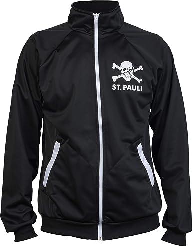 St. Pauli Negro Ultras Cráneo Kult Bandera Punk Activista De La ...