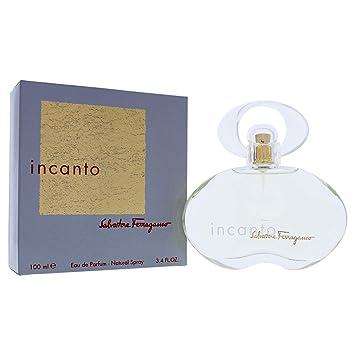 698b31be8efc7c Amazon.com   Incanto By Salvatore Ferragamo For Women. Eau De Parfum Spray  3.4 Oz.   Incanto Perfume   Beauty