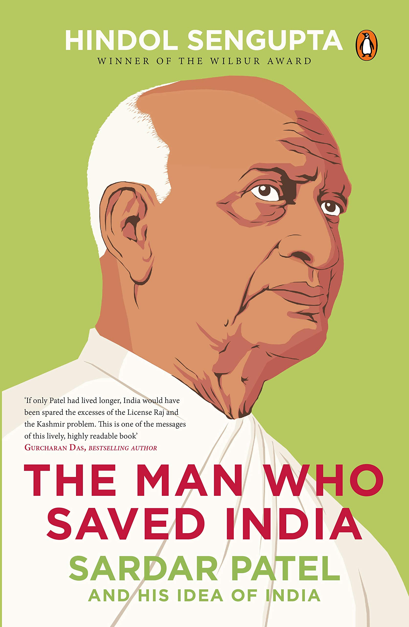 Buy The Man Who Saved India Book Online at Low Prices in
