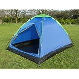 Beach Camping Festival Dome Tent Sun Shelter 2 Man Person Berth Waterproof