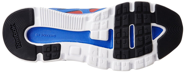 Reebok Dual Turbo Flier Zapatillas Infantiles, Talla 23.5