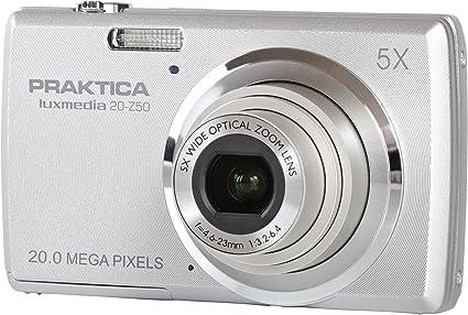 Praktica 256063 Luxmedia 20 Z50 Digitalkamera 2 7 Zoll Kamera