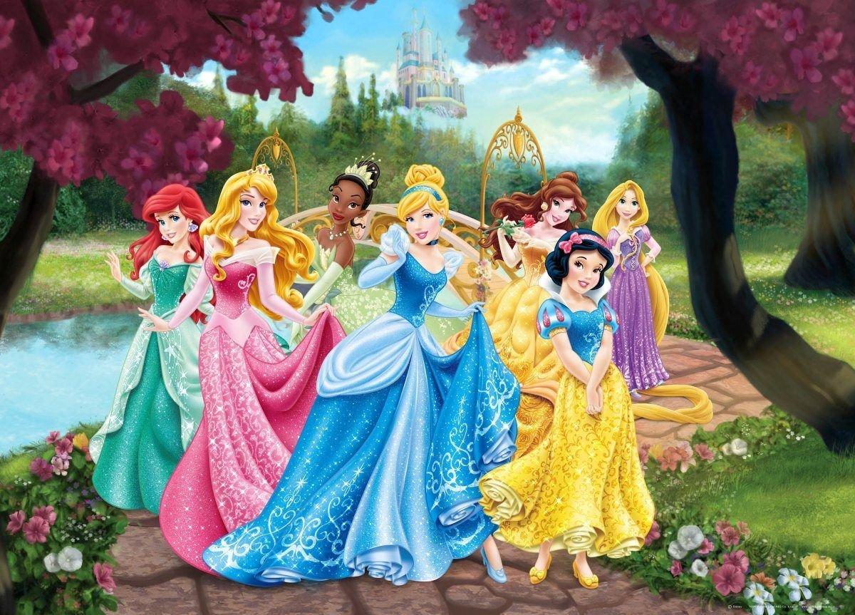 disney princess wallpaper amazoncouk