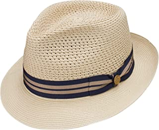 product image for Stetson Nantucket Milan Straw Fedora