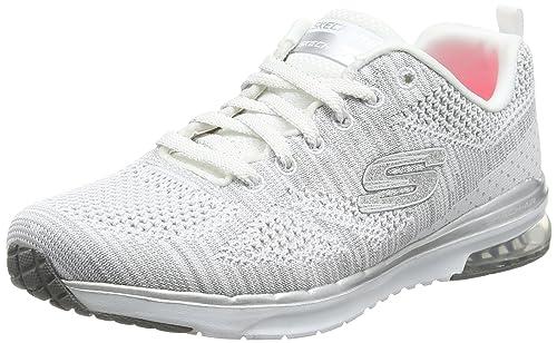Skechers (Skees) Skech- Air Infinity-Stand out - Zapatillas de Deporte Mujer: Amazon.es: Zapatos y complementos