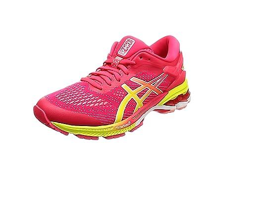 ASICS Gel-Kayano 26, Zapatillas de Running para Mujer: Amazon ...